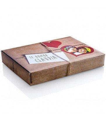 Caja de cartón 27x20