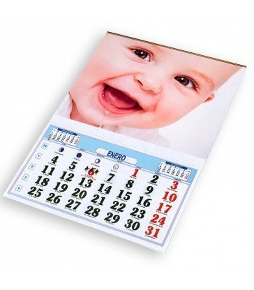 Calendario Faldilla 335 x 235