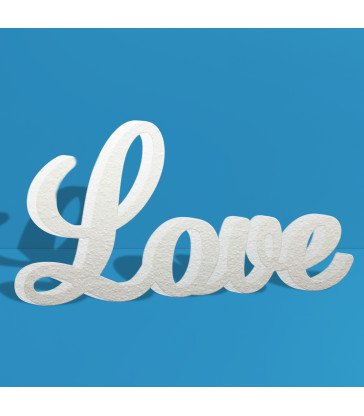 letras 3D LOVE