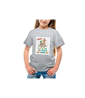 Camiseta algodón niño Basic - 1 cara