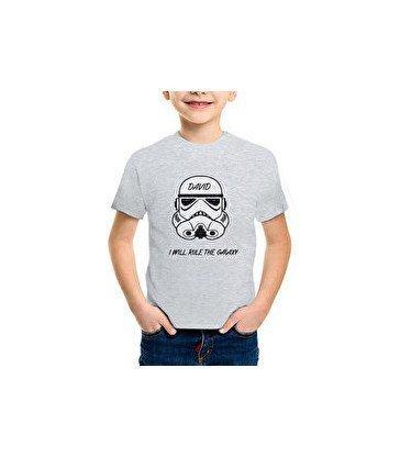 Camiseta algodón niño Premium - 1 cara